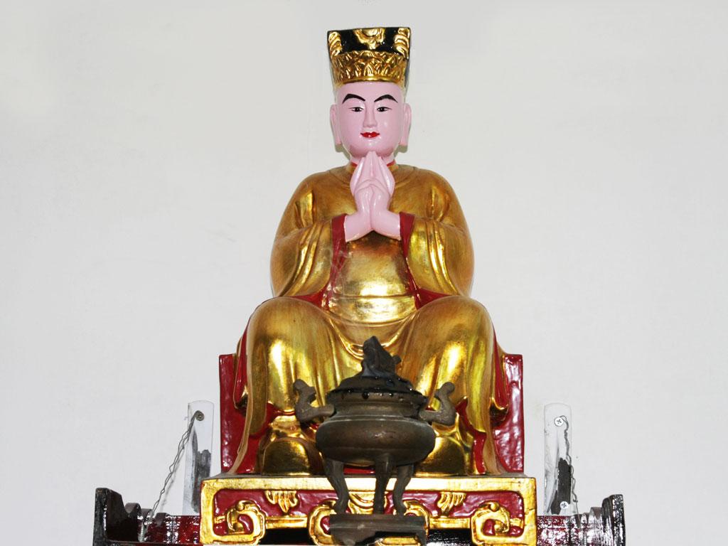 Đại sư tổ Tuệ Tĩnh 1330-1400