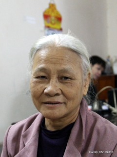 Bà Vũ Thị Hạ
