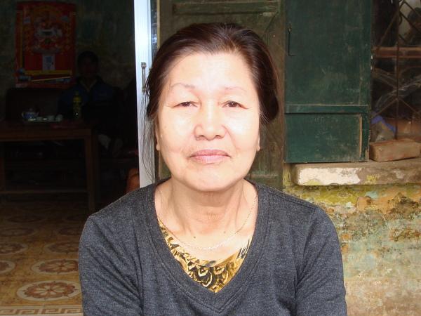 Bà Lê Thu Yến