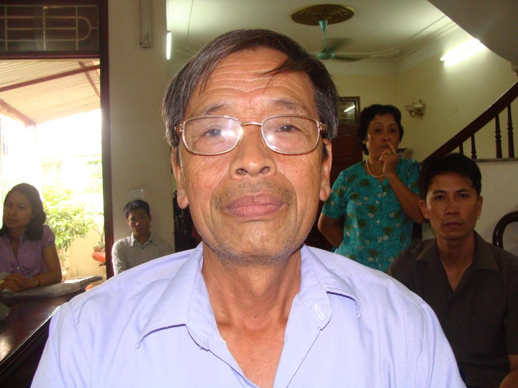 Ông Chu Bá Phồn